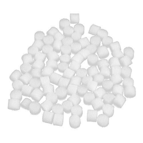 Lurrose El removedor de la espinilla del filtro limpia las esponjas del...