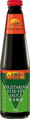 Lee Kum Kee Salsa para Salteado de Verduras - 6 Paquetes de 510 gr - Total: 3060 gr