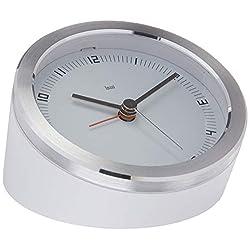 Blanco Executive Alarm Clock with Dot Zero