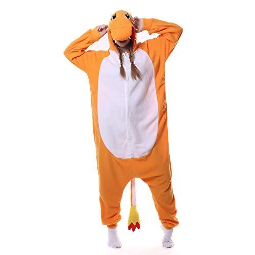 Ducomi Kigurumi Pijamas Disfraces Divertidos - Pijamas Unisex Adulto Cosplay Disfraz de Animal - Peluche Halloween y Carnaval Mujer Hombre - Pijama Tuta Unicornio, Koala, Panda