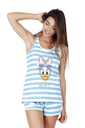 Disney Pijama Tirantes Daisy Stripes para Mujer