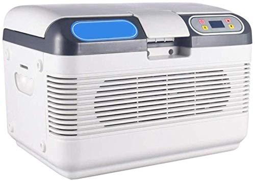 FDSZ Coche refrigerador Congelador Coche Dual Uso Mini refrigerador Congelador, 12L
