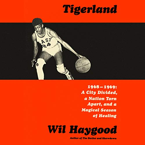 『Tigerland』のカバーアート