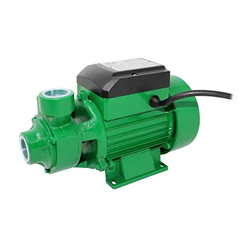 Nova Pumps PE60 Bomba Periferica, color Verde,1/2 HP