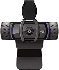 Full HD 1080P video calls : Premium video quality that makes you look like a Pro Full HD 1080P video recording : A glass lens and full HD mean your recorded videos are crisp and vibrantly colored Hd autofocus and light correction : Enjoy razor sharp ...