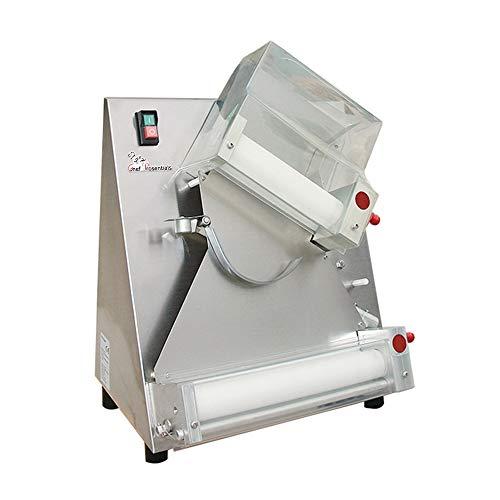 CHEF PROSENTIALS 12 inch Automatic Dough Sheeter, ETL certificate Pizza dough press machine, pasta maker