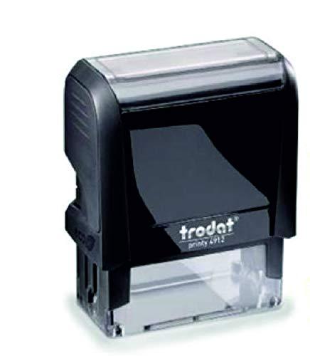 Timbro Autoinchiostrante Personalizzato Trodat Printy 4912 mm 47x18 - Personalizzazione inclusa