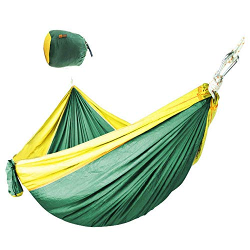 Hamac De Camping Hamac Portable en Plein Air Hamac De Parachute en Plein Air Hamac De Camping BalançOire Double éLargissement Hamac De Maison