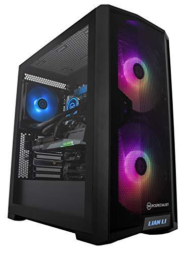 PCSpecialist Pro PC Gaming - Intel Core i7-11700 2,50 GHz 8-Core, 16 GB RAM, 12 GB GEFORCE RTX 3060, 1 TB M.2 SSD