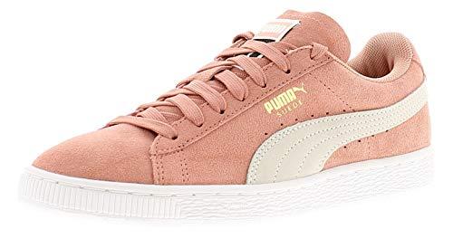 Puma Damen Suede Classic Sneaker Braun (Cameo brown-white) , 36 EU