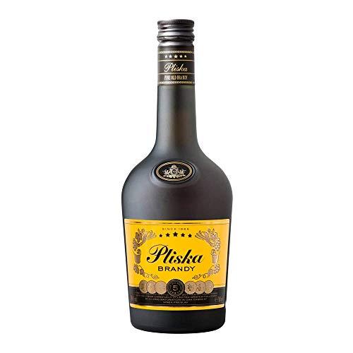 Vinex Preslav Pliska Brandy 5 YO 0,7l 40 Vol. Schwarzmeerküste Bulgarien