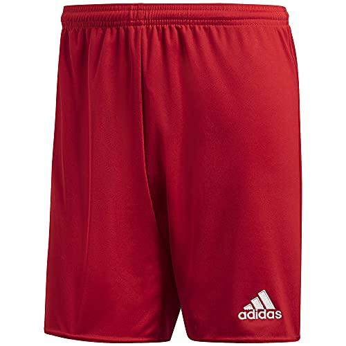 adidas Parma 16 SHO Sport Shorts, Hombre, Power Red/White, 2XLL