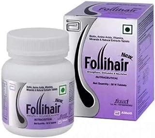 Follihair 30 Tablets for Hair Treatment