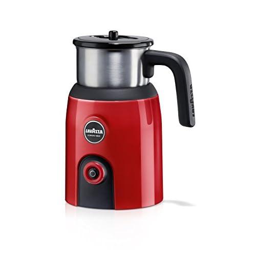 Lavazza Cappuccinatore MilkUp, 550 Watt, Rosso