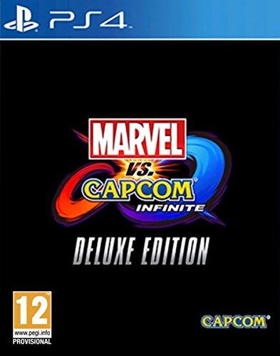 Marvel VS Capcom Infinite Deluxe