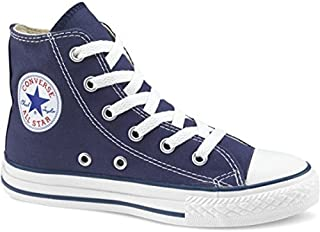 Converse All Star Hi Youth Shoes - Navy