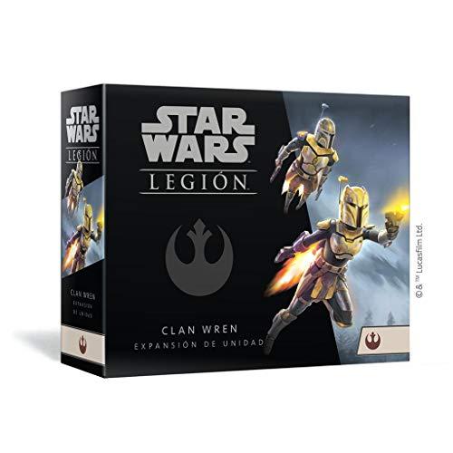 Star Wars Legión - Clan WREN Expansión de Unidad