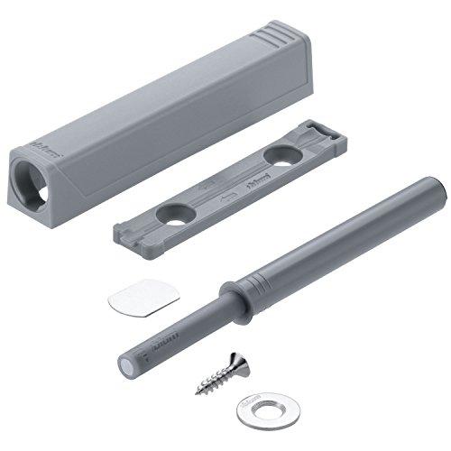 TIP-ON voor deuren, lang v. scharnieren met vergrendeling