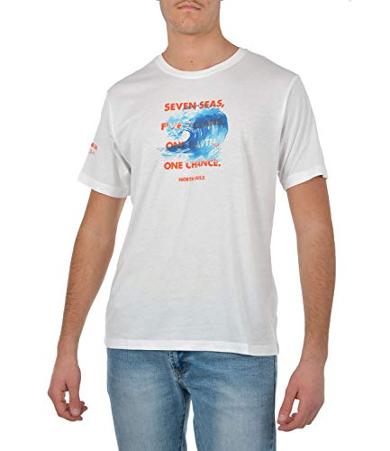 NORTH SAILS Camiseta de algodón y bambú