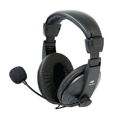 Headset P2 Confort MI2260RC C3Tech