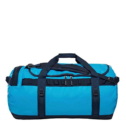The North Face Base Camp Sport Duffel,Blue (Hyperbl/Cosmic),Large