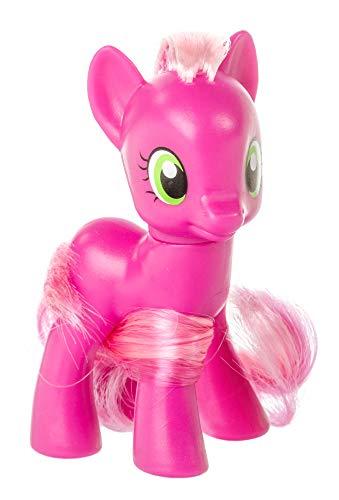 My Little Pony miniatuurfiguren voor kinderen, meisjes, verschillende karakters 8 cm (Pink-Cheerilee) (roze)
