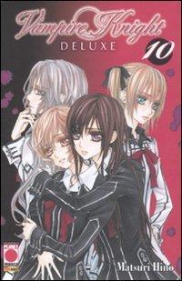 Vampire knight deluxe: 10