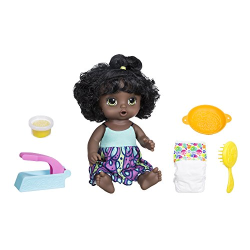 Baby Alive Super Snacks Snackin' Noodles Baby (African American)
