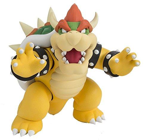 "Super Mario–""Bowser"" Figur, 13cm (Bandai BDISM022749)"