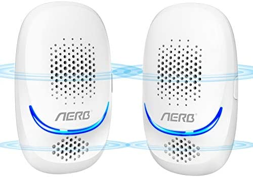 Aerb 2020 Upgraded Ultrasonic Pest Repeller 10W Plug in Insect Repeller Electronic Portable product image