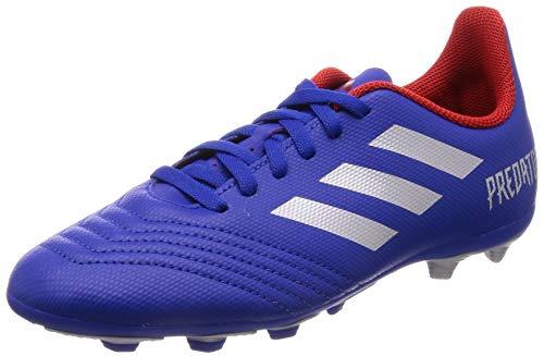 adidas Jungen Unisex-Kinder Predator 19.4 FxG Fußballschuhe, Mehrfarbig (Multicolor 000), 31.5 EU