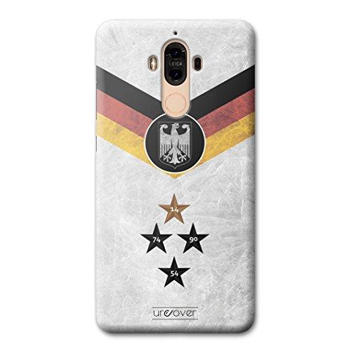 Urcover® Voetbalbeschermhoes compatibel met Huawei Mate 9 I schokbestendige telefoonhoes wereldkampioenschap 2018 [Team Cover] Fanartikel Backcase
