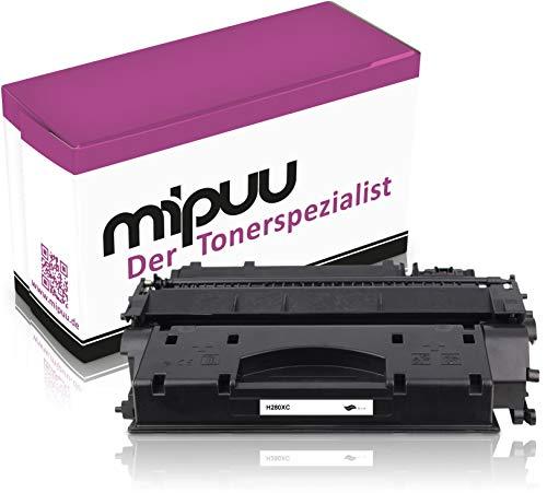 Alternatief voor HP CF280X / 80X zwarte toner - 6900 pagina's - voor HP LaserJet Pro 400 M 400 A 401 M 401 d/dn / 401 400 M 400 M 400/401 dne 401 M dw 401/400 M 400 MFP N/dn / 425 M 400 MFP M dw 425