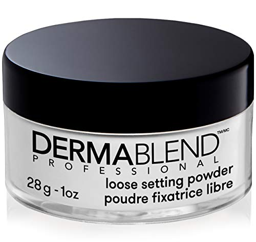 Dermablend Setting Powder- Best Rated Tattoo Cover Up Makeup