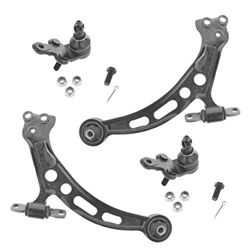 Price comparison product image Front Lower Control Arms w / Ball Joint Kit Set of 2 for ES300 Avalon Camry