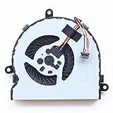 DXCCC Ventilateur pour Ordinateur Portable HP 250G4 250 G4 255G4 255 G4 TPN-C125 250G5 250 G5 255G5...