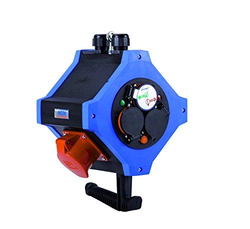 HEDI KVE602016 Energie-Hängeverteiler, 400 V, blau