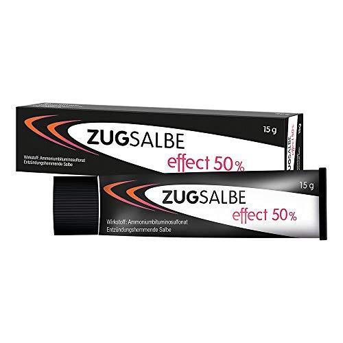 Zugsalbe effect 50%, 15 g Salbe