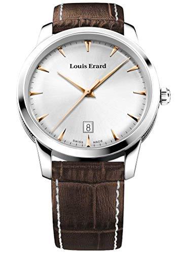 Louis Erard Heritage Collection 15920AA31.BEP101 - Orologio da polso con cinturino in...