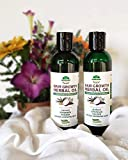 Herbal Hair Growth Oil blend (handmade) - for thicker, softer, faster growing hair ($3.62/FL OZ)