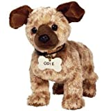 TY Beanie Baby - ODIE the Dog ( Garfield Movie Beanie ) [Toy] by Ty