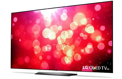 LG OLED65B7A Series 65' OLED 4K HDR Smart TV (2017 Model) (Renewed)