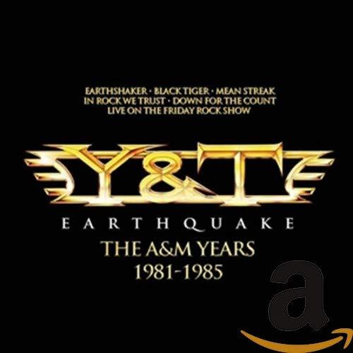 Y&T: Earthquake - The A&M Years (Audio CD (Box Set))