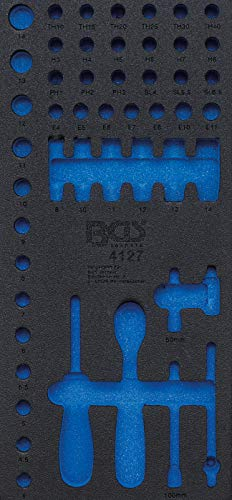 BGS 4127-1 | Werkstattwageneinlage 1/3 | leer | für Art. 4127