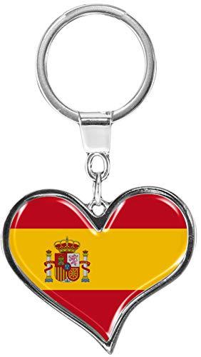 MetALUm Llavero Metal/Bandera España / 6611003S