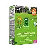 BHS DG100 Desherbant Gazon | 112,5 ML | Soit 250 m² | Liquid | Action Express, Fabriqué en France