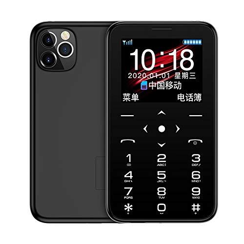 clasificación y comparación Teléfono móvil JJA BROS Soyes 7S +, la cámara ultradelgada de botón grande más pequeño del mundo,… para casa