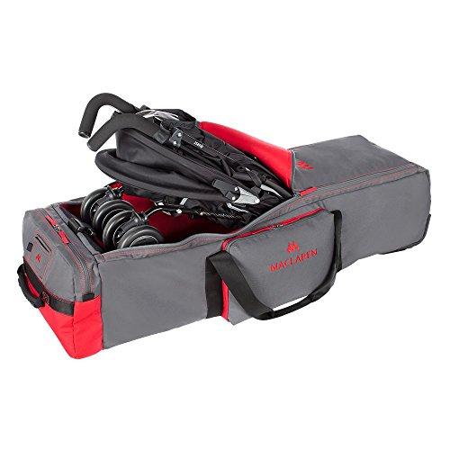 Maclaren Buggy Travel Bag Single - Perfecto para transportarlo con seguridad