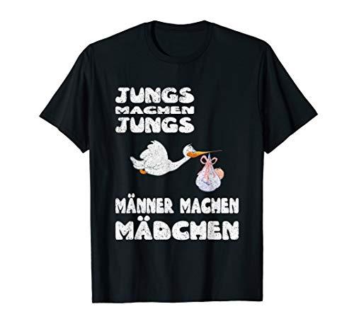 Herren Lustige Geschenkidee Design frisch gebackener Vater T-Shirt