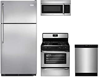 Frigidaire 4-Piece Stainless Steel Package with FFTR1821TS 30